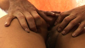 busty girl taking cock in her ass
