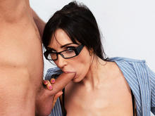 Diana Prince & Danny Wylde in My First Sex Teacher