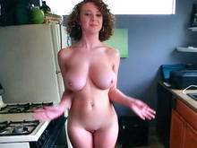 Giant natural mature latina tits anal
