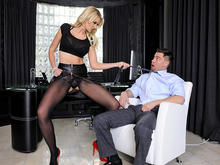 Gigi Allens in Naughty Office