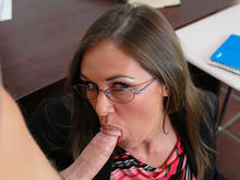 Simone Riley in My First Sex Teacher