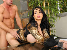 Amy Anderssen in Naughty Office