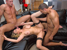 Julia Ann, Rocco Reed in Dirty Wives Club