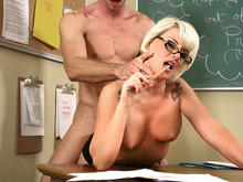 Summer Storm in My First Sex Teacher