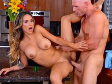 Nadia Styles in Neighbor Affair