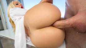 layla price taking cock in her ass