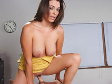 Charlie James in My First Sex Teacher
