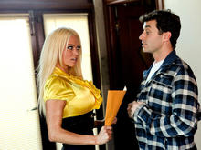 Nikita Von James & James Deen in My Friends Hot Mom