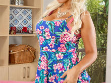 Bridgette B., Preston Parker in Housewife 1 on 1