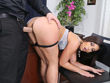 Kelsi Monroe, JMac in Naughty Office