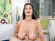 Ava Addams, Preston Parker in Housewife 1 on 1