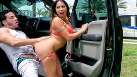 shaved latina whore dogging