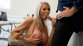 horny and milf fucking like dogs