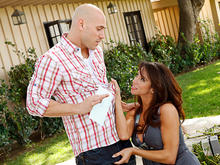Ariella Ferrera & Johnny Sins in My Wife's Hot Friend