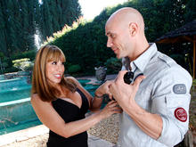 Ava Devine & Johnny Sins in Seduced by a cougar