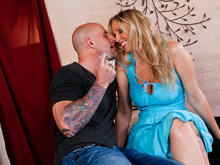 Julia Ann & Barry Scott in Neighbor Affair