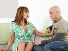 Ava Devine & Derrick Pierce in My Wife's Hot Friend