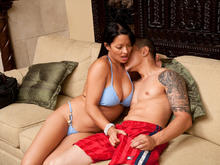 Mason Storm & Cris Commando in Latin Adultery