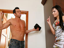 Jenet Arquez & Billy Glide in Latin Adultery