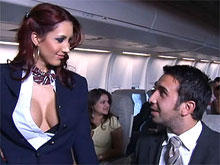 Tits On A Plane Part 2