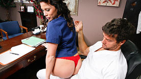 uniform brooklyn lee with doctor