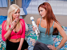 Eden Adams & Jayden Cole in My Sisters Hot Friend