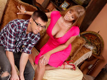 Darla Crane & Dane Cross in My Friends Hot Mom