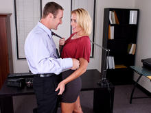 Jamey Janes & Jack Lawrence in Naughty Office