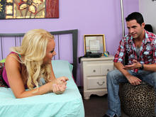 Alexis Monroe & Kris Slater in My Sisters Hot Friend
