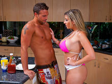 Sara Jay & Rocco Reed in My Friends Hot Mom