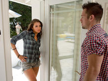 Allie Haze & Johnny Castle in My Friend's Hot Girl